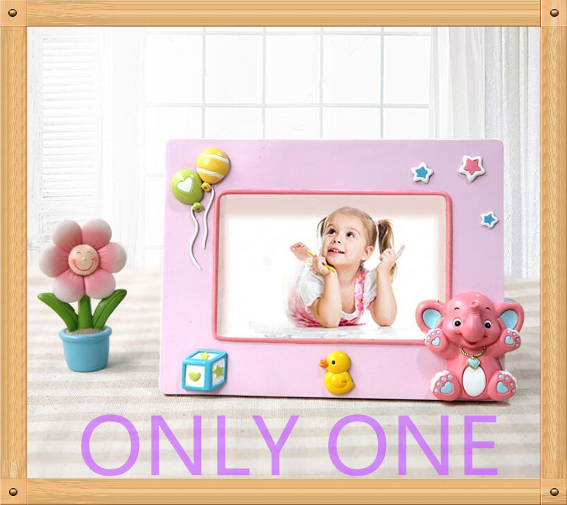 Resin photo picture frame For Home Decoration